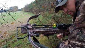 A little crossbow hunting