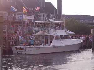 Topless at the White Marlin Open